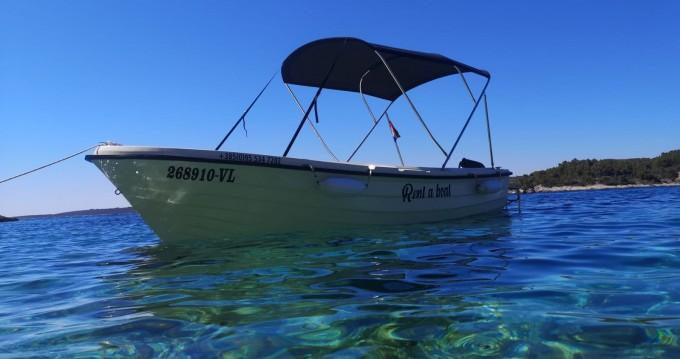 Rental yacht Vela Luka - SPORT MARE M-SPORT 500 on SamBoat