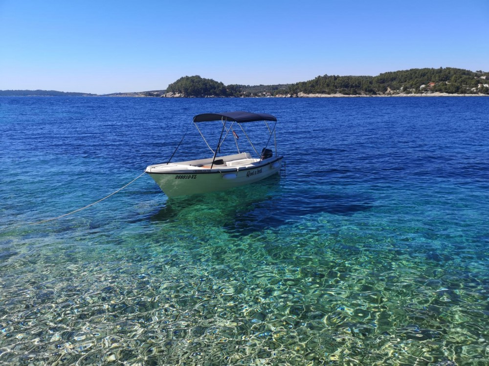 Boat rental SPORT MARE M-SPORT 500 in Vela Luka on Samboat