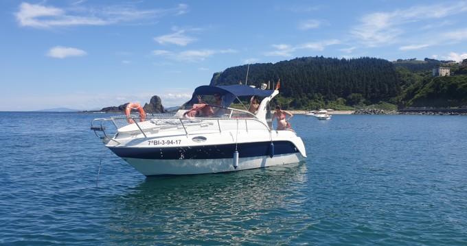 Boat rental Italmar Italmar Cabin 23 in Bermeo on Samboat