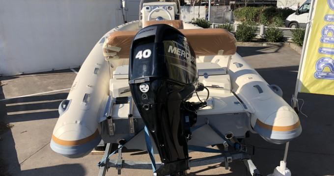Rental yacht Lignano Sabbiadoro - Doge 500 Open on SamBoat