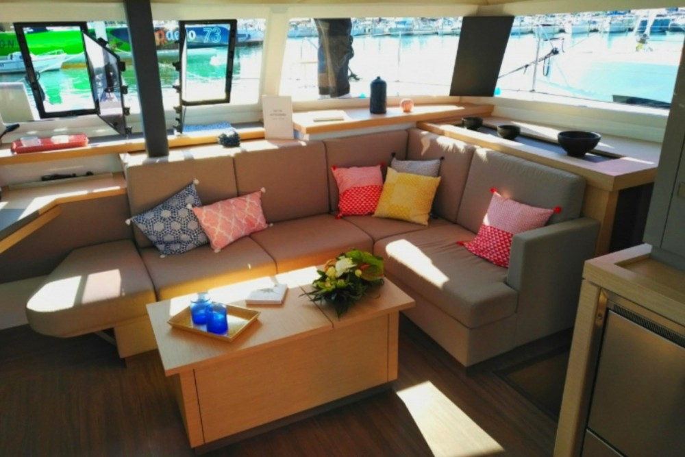Boat rental Marsala cheap Astrea 42