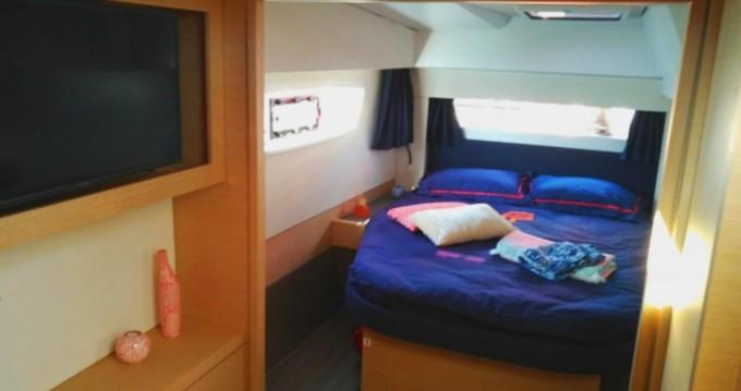 Rental Catamaran in Marsala - Fountaine Pajot Astrea 42