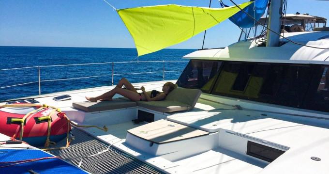 Boat rental Eden Island cheap Saba 50
