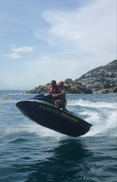 Hire Jet Ski with or without skipper Sea-Doo Empuriabrava