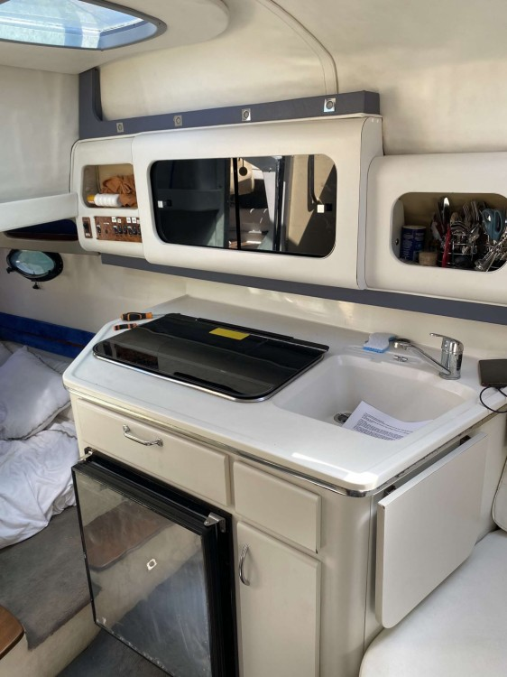 Rental Motorboat in Mandelieu-la-Napoule - Doral Prestancia 255 MC