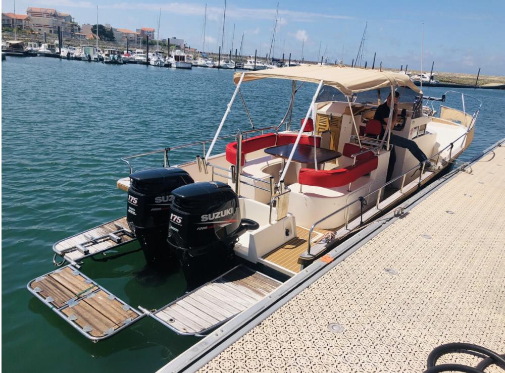 Boat rental Beacher Beacher V10 Croisière in Arcachon on Samboat