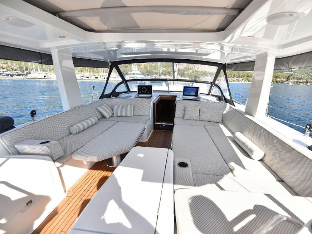 Rental Sailboat in Muğla - Hanse Hanse 675