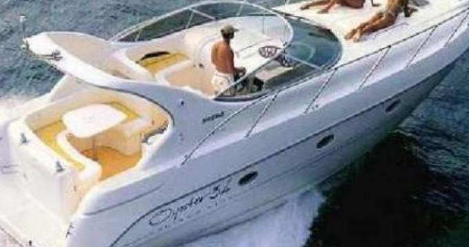 Rental Motorboat in Antibes - Sessa Marine Oyster 35