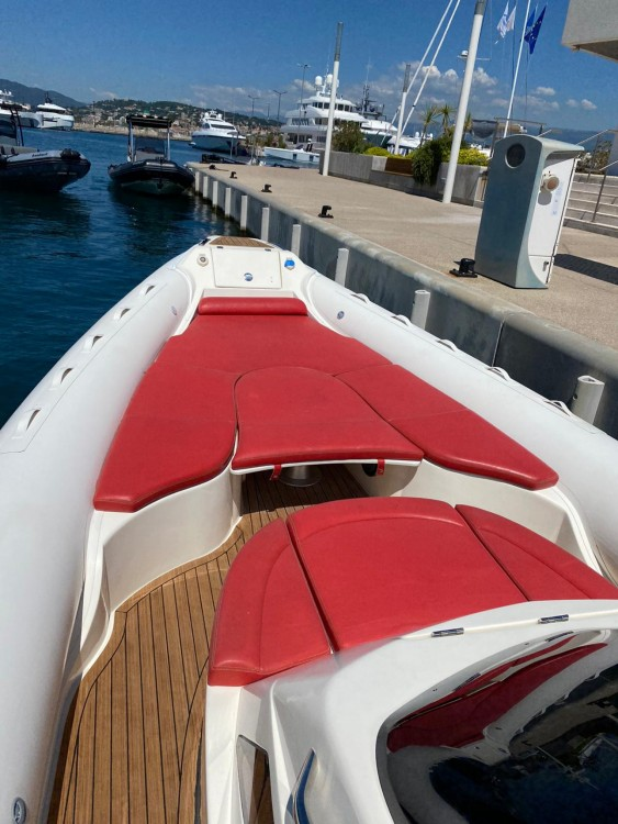 Boat rental Cannes cheap Adrenalina 9.5