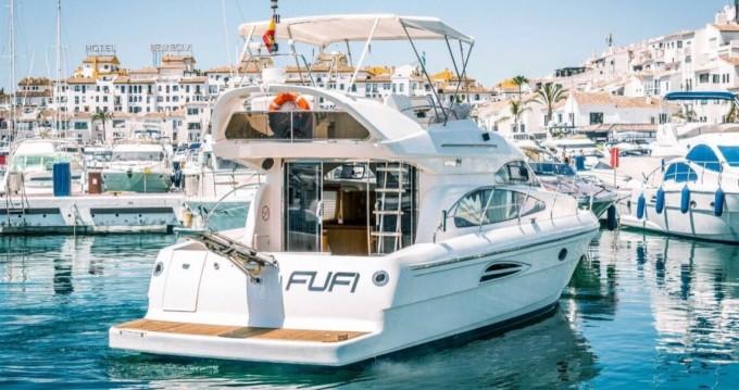 Boat rental Astondoa 40 fly in Marbella on Samboat