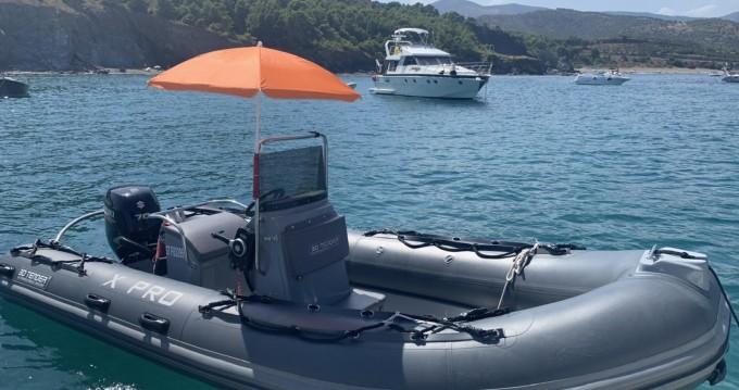 Rental yacht Argelès-sur-Mer - 3D Tender 3D Tender 535 on SamBoat