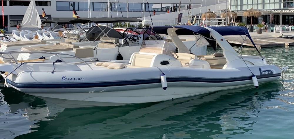 Rent a Marlin Boat Marlin Boat 38 l'Ametlla de Mar