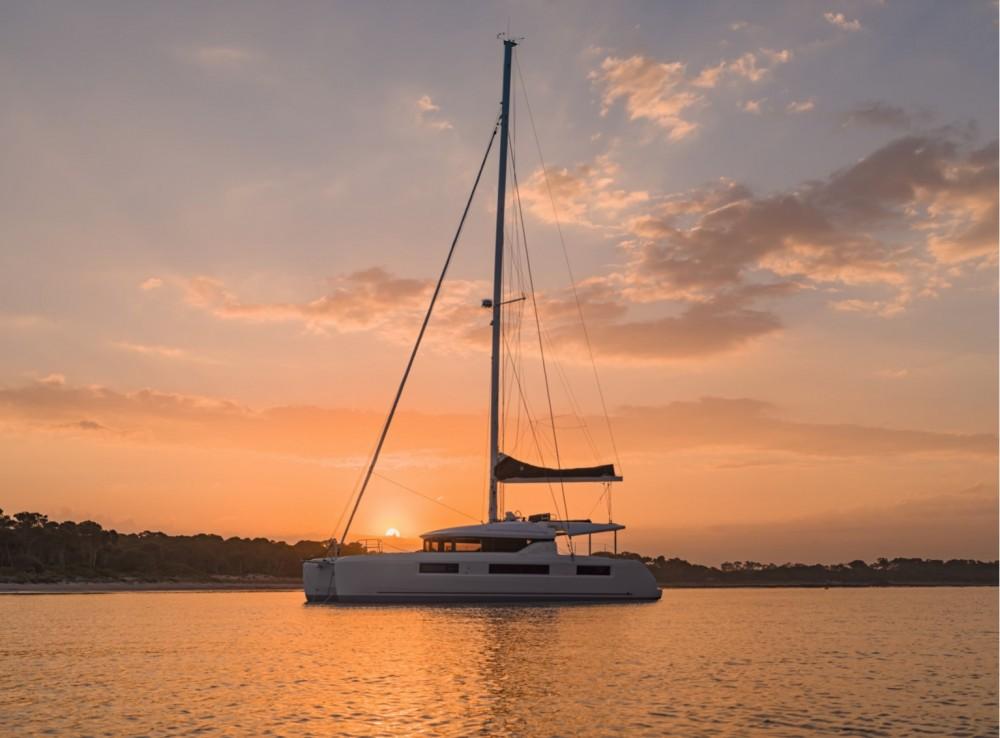 Rental yacht Bahamas - Lagoon Lagoon 50 - 6 + 2 cab. on SamBoat