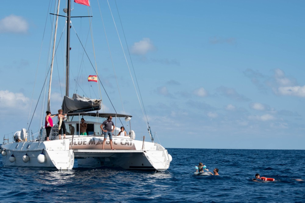 Rent a Outremer outremer 42 Barcelona
