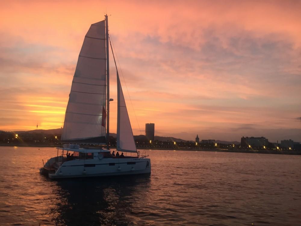 Rental yacht Barcelona - Nautitech Nautitech 40.2 on SamBoat