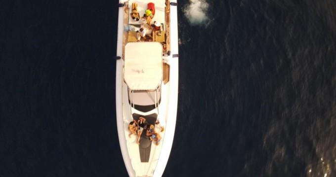 Boat rental Théoule-sur-Mer cheap Tempest 44