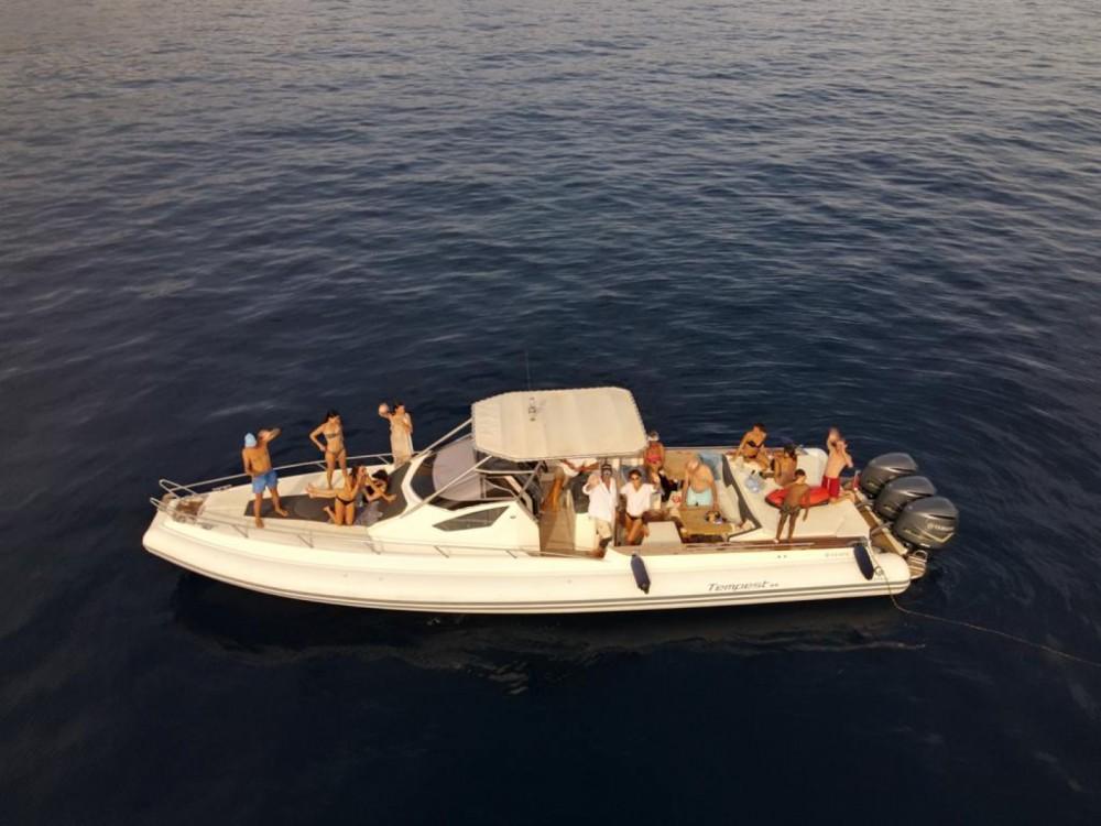 Rental yacht Théoule-sur-Mer - Capelli Tempest 44 on SamBoat