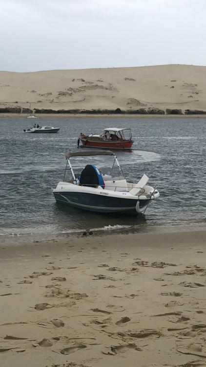 Rental yacht Arcachon - Jeanneau Cap Camarat 6.5 CC on SamBoat