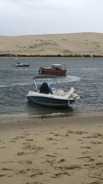 Rental Motorboat in Arcachon - Jeanneau Cap Camarat 6.5 CC