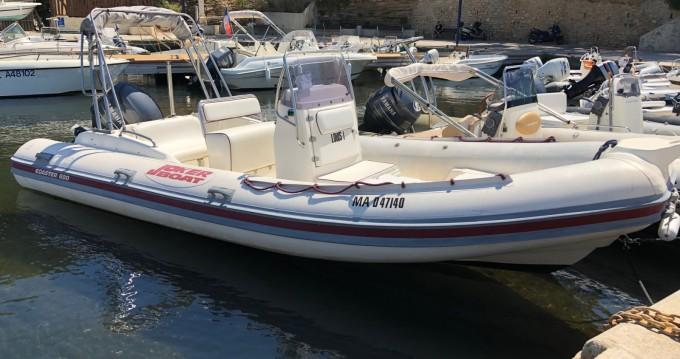 Hire RIB with or without skipper Joker Boat Saint-Cyr-sur-Mer
