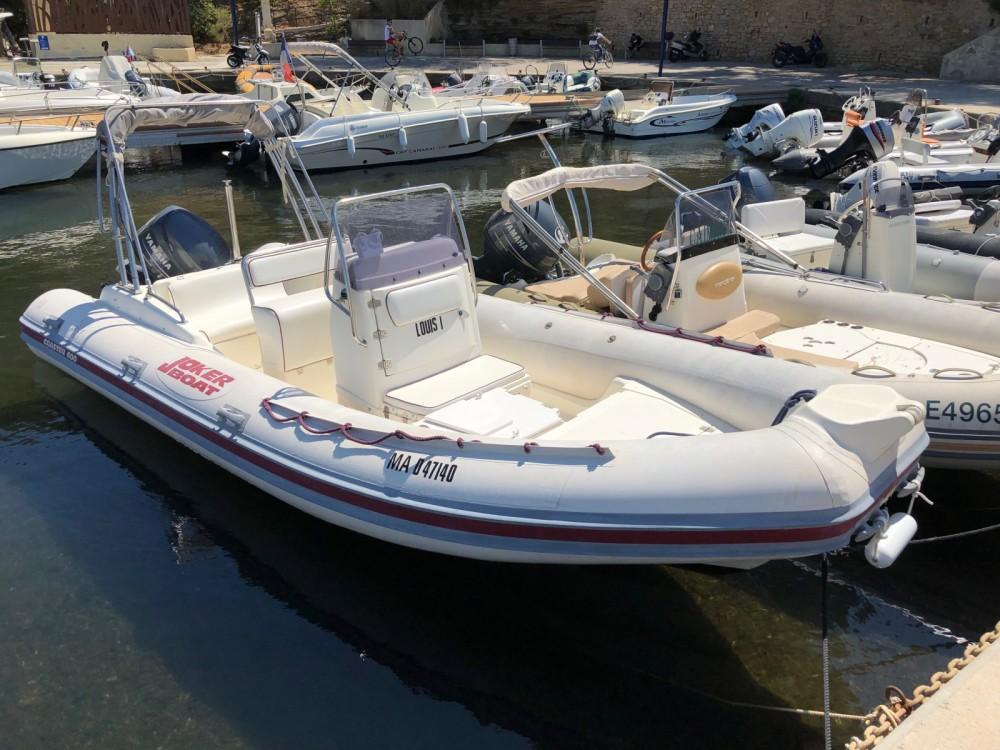 Rental RIB in Saint-Cyr-sur-Mer - Joker Boat Coaster 600