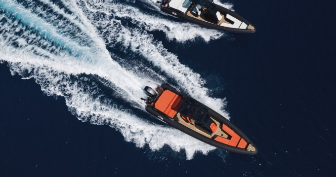 SEA FIGHTER Ultimeight 30ft between personal and professional Ornos