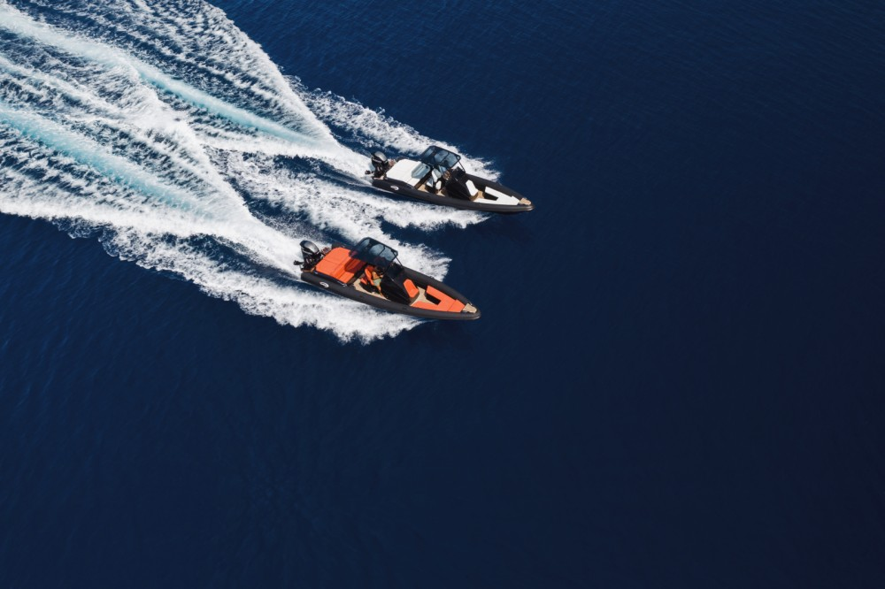 Boat rental SEA FIGHTER Ultimeight 30ft in Ano Mera on Samboat