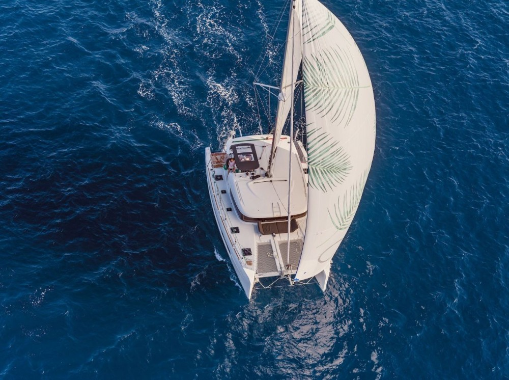 Rental yacht Bahamas - Lagoon Lagoon 40 - 3 + 2 cab on SamBoat