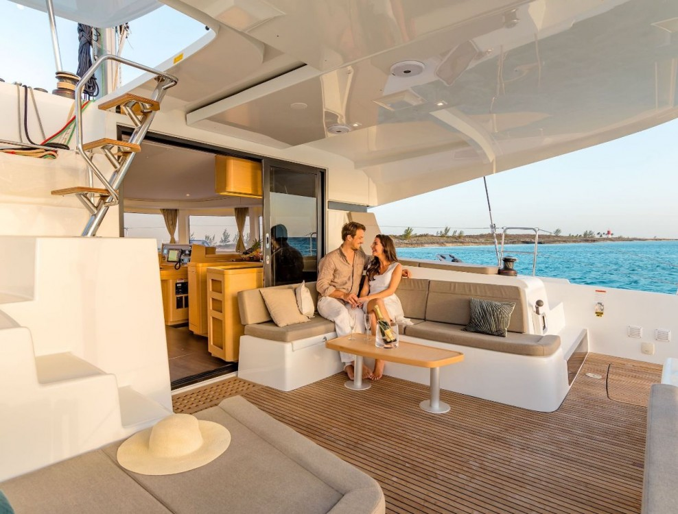 Catamaran for rent Bahamas at the best price
