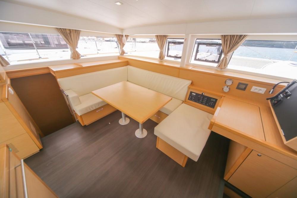 Rental Catamaran in Olbia - Lagoon Lagoon 400 S2