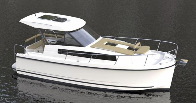 Rental yacht Braunsbedra - Northman Nexus r870 Evo KajütCruiser on SamBoat