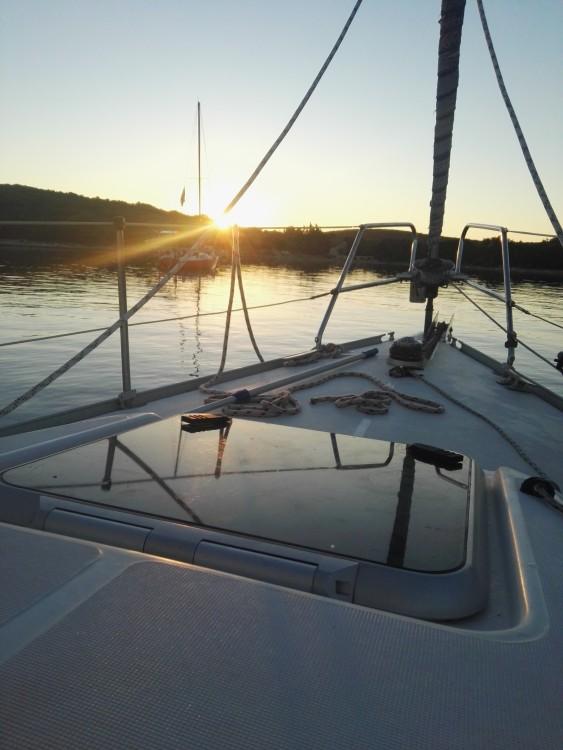 Rental Sailboat in Grad Zadar - Sas Vektor SAS VEKTOR 36