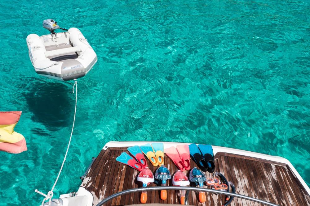 Rental Motorboat in Palma - Cranchi Endurance 41