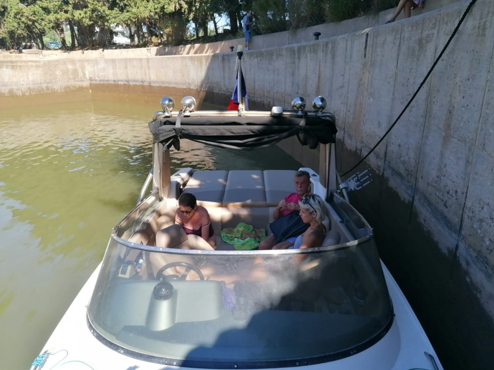 Boat rental Rio Rio 750 Open in  on Samboat