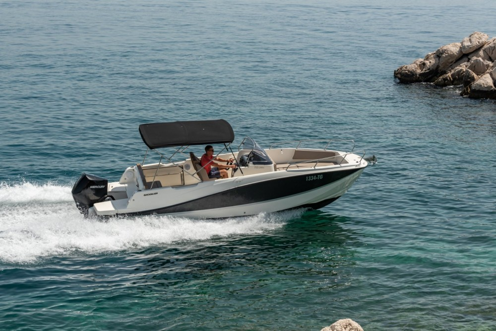 Hire Motorboat with or without skipper Quicksilver Trogir