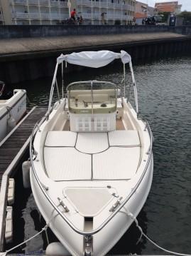 Boat rental Arcachon cheap 550