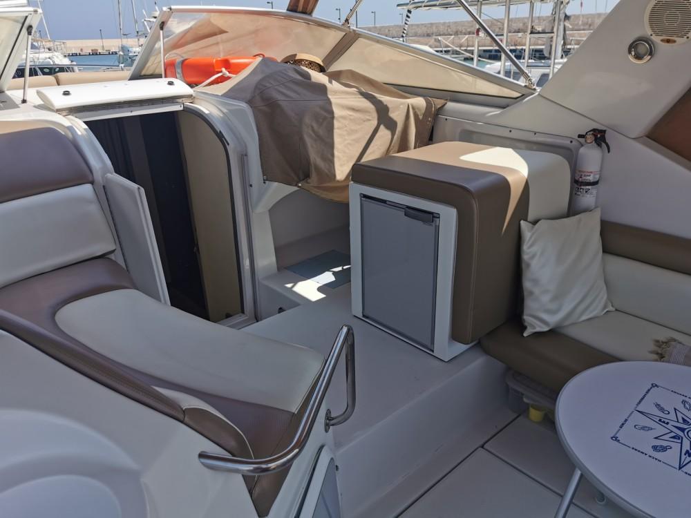 Boat rental Polignano a Mare cheap Crowne 30