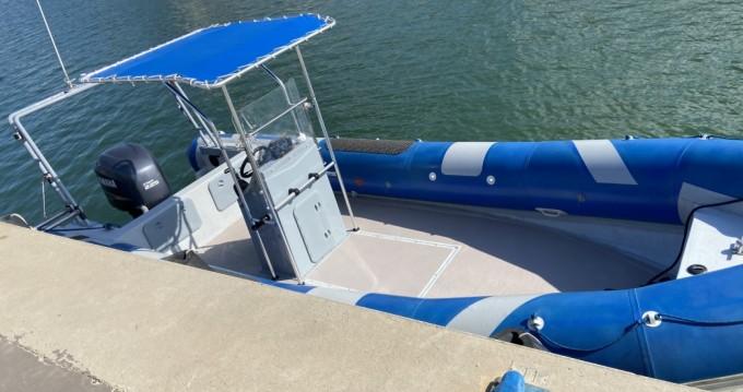 Rental yacht Canet-en-Roussillon - Tarpon DV 75 on SamBoat