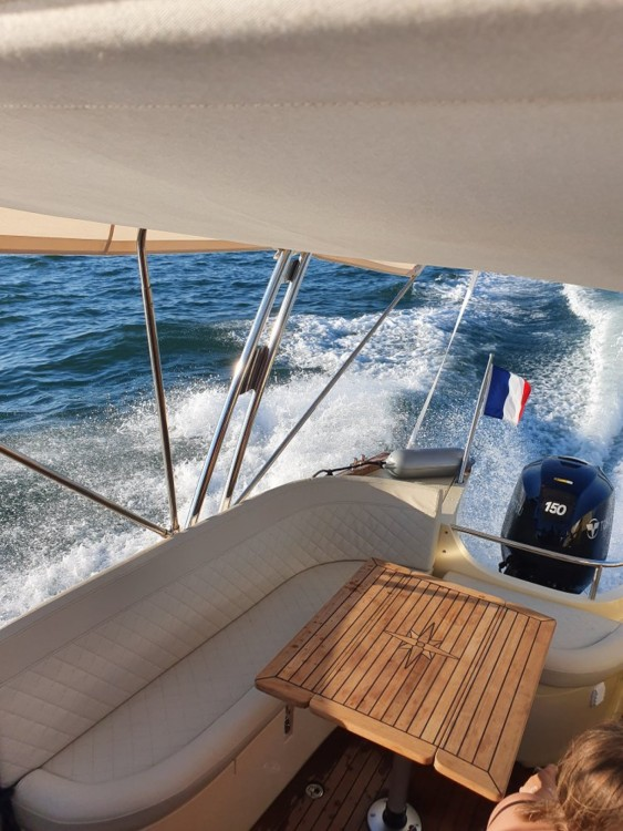 Hire Motorboat with or without skipper oudhuijzer Arcachon
