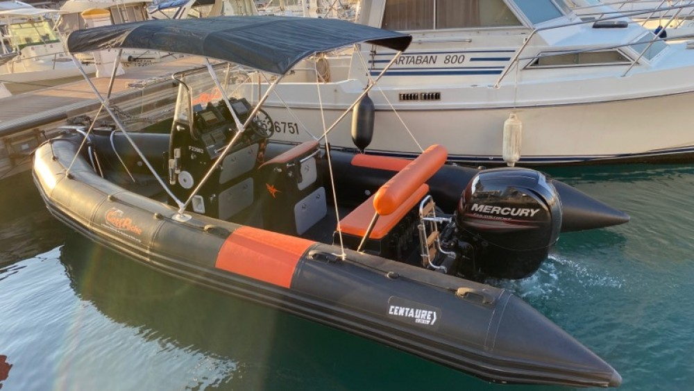 RIB for rent La Londe-les-Maures at the best price