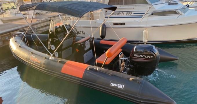 Rental yacht La Londe-les-Maures - Centaure 6.20XL on SamBoat