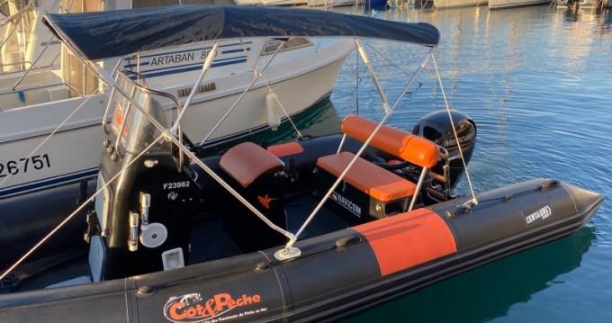 Boat rental La Londe-les-Maures cheap 6.20XL