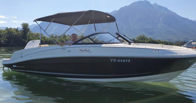 Boat rental Lausanne cheap VR6