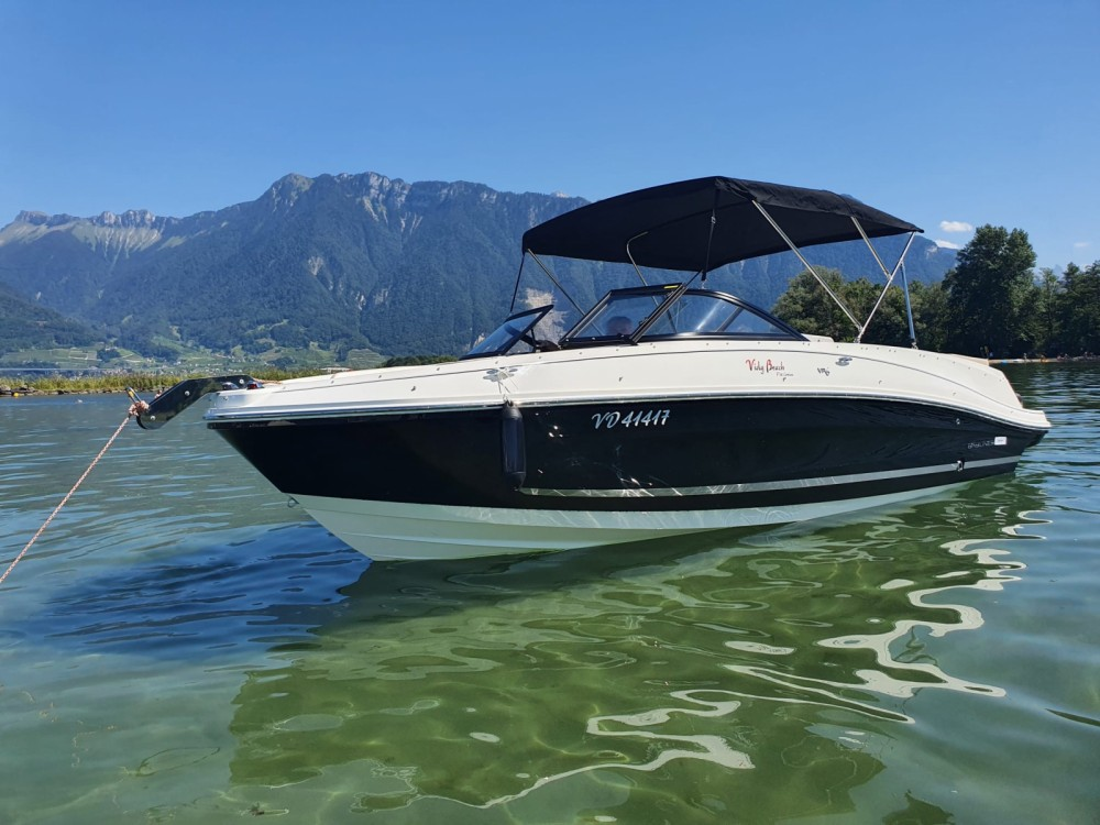 Hire Motorboat with or without skipper Bayliner Lausanne