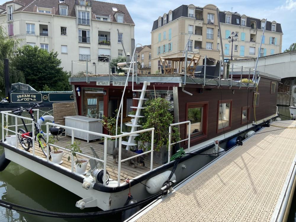 Rental yacht Cergy - Hausboty Houseboat on SamBoat
