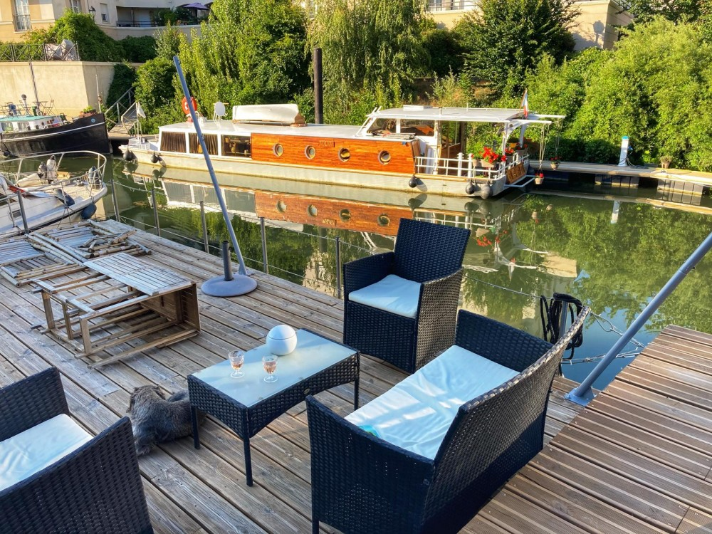 Boat rental Hausboty Houseboat in Cergy on Samboat