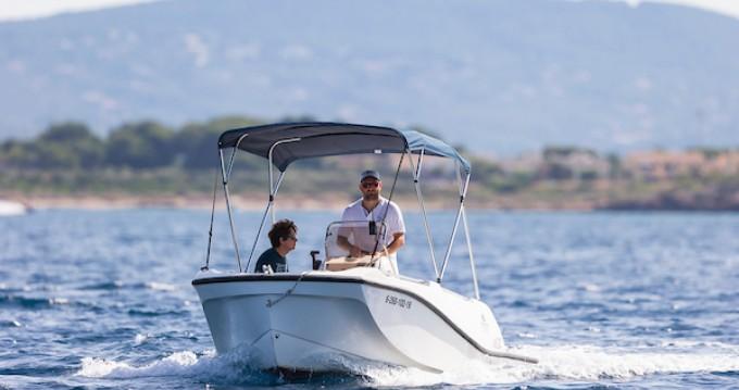 Rental Motorboat in Can Pastilla - V2 BOATS 5.0