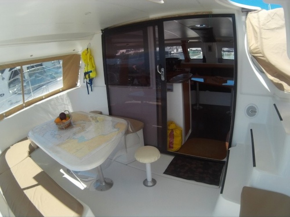 Fountaine Pajot Lipari 41 Evolution between personal and professional Muğla