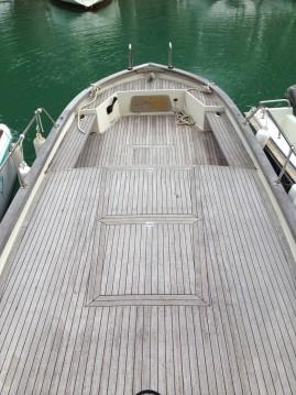Boat rental Cassis cheap Gozzo Armonia