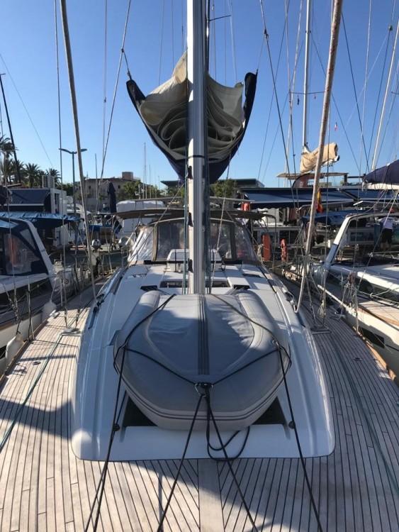 Rent a Jeanneau Sun Odyssey 519 Canary Islands
